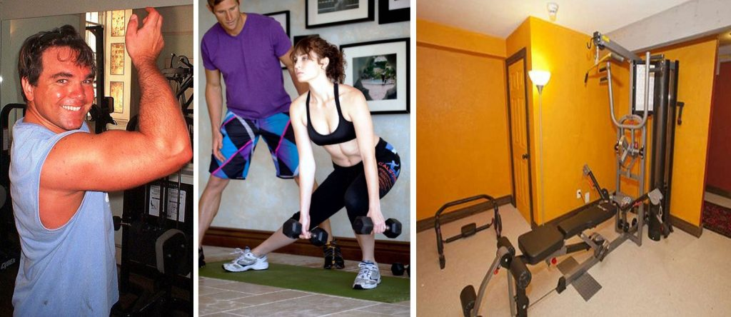 workout at home gyms