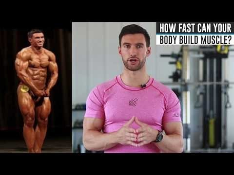 Building Muscle Fast