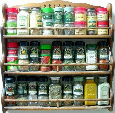 Spices and Sauces